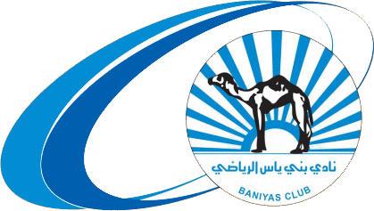 Escudo de BANIYAS CLUB (EMIRATOS ÁRABES UNIDOS)