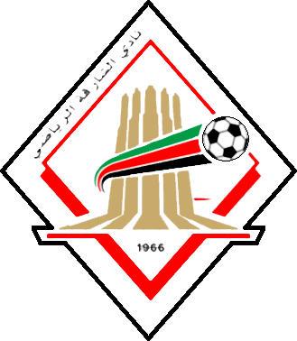 Escudo de SHARJAH F.C. (EMIRATOS ÁRABES UNIDOS)