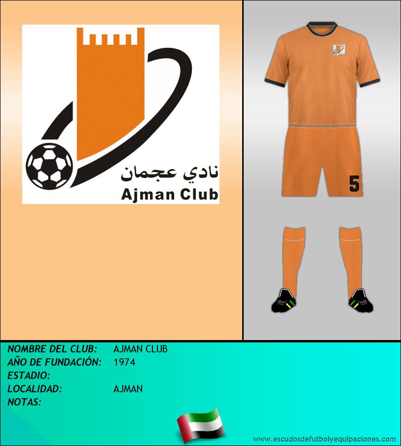 Escudo de AJMAN CLUB