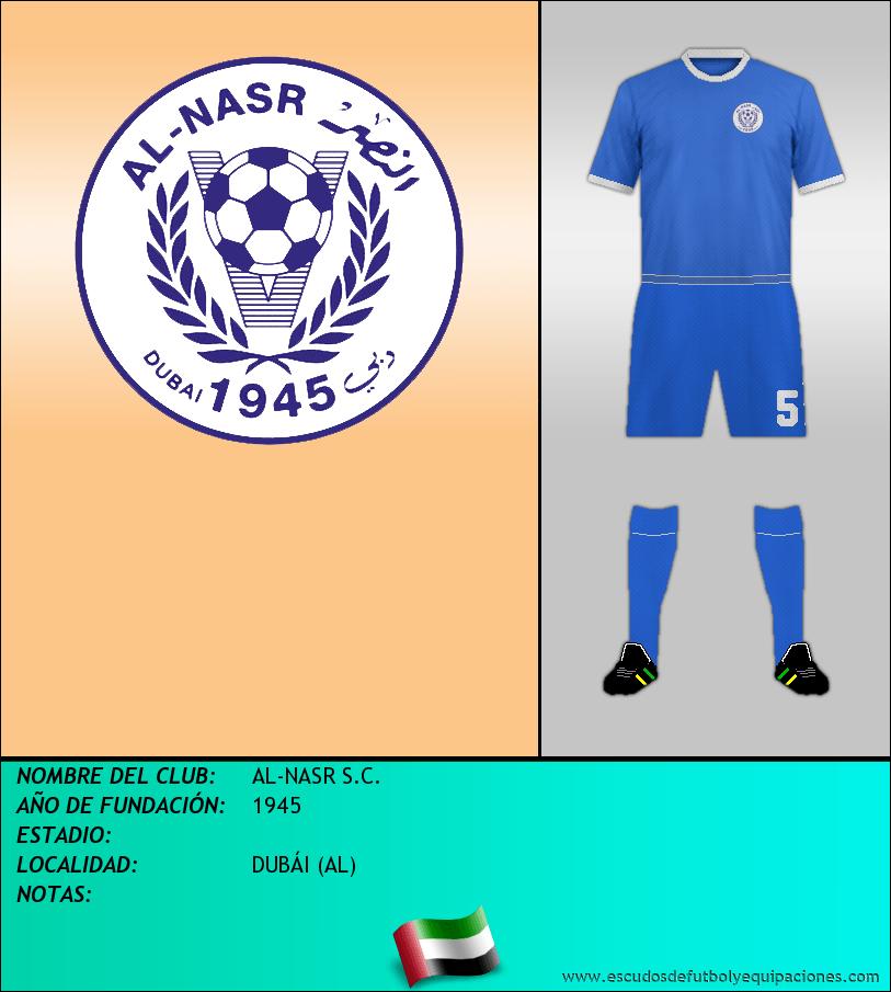 Escudo de AL-NASR S.C.