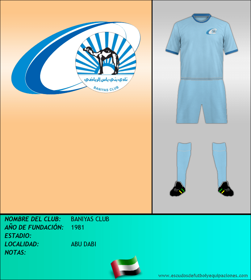 Escudo de BANIYAS CLUB