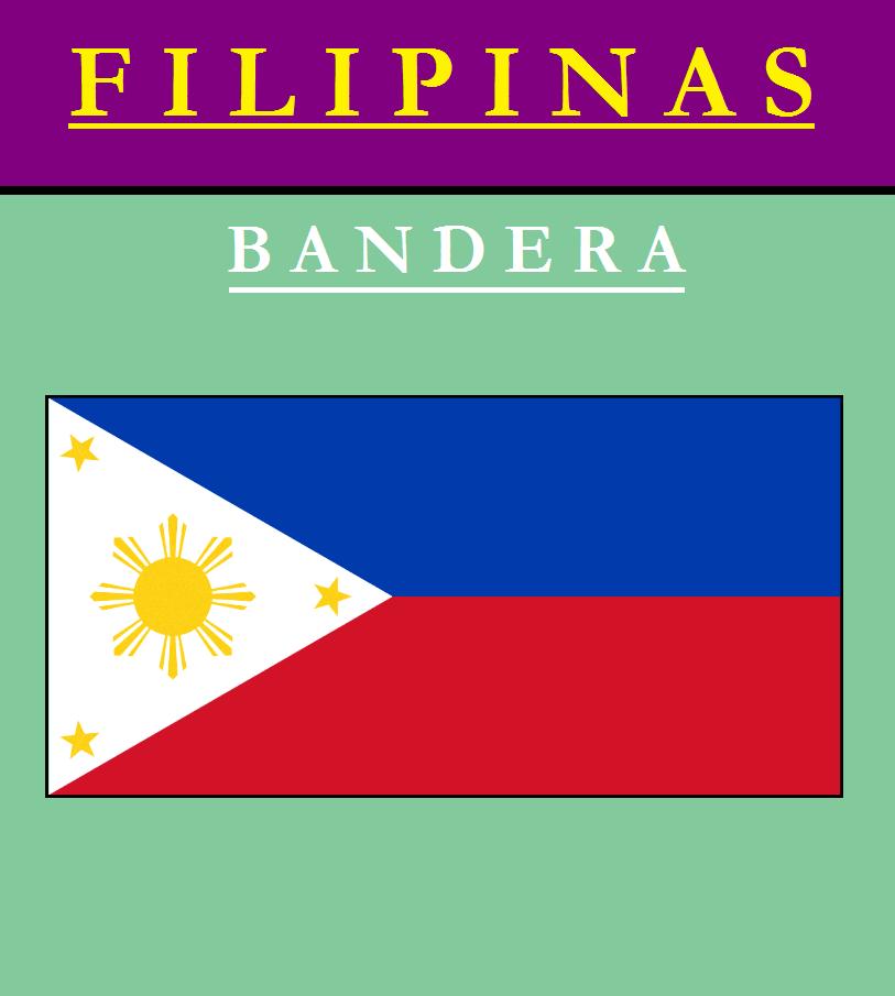 Escudo de BANDERA DE FILIPINAS