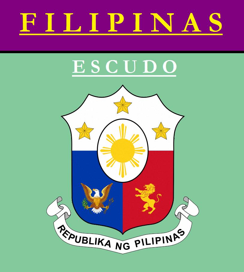 Escudo de ESCUDO DE FILIPINAS