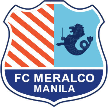 Escudo de FC MERALCO (FILIPINAS)