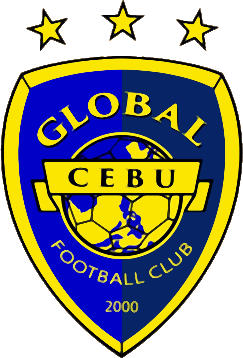 Escudo de GLOBAL CEBU F.C. (FILIPINAS)