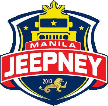 Escudo de MANILA JEEPNEY F.C. (FILIPINAS)