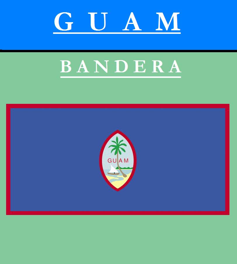Escudo de BANDERA DE GUAM