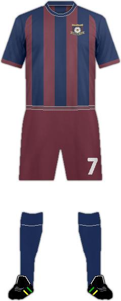 Camiseta STRYKERS F.C.