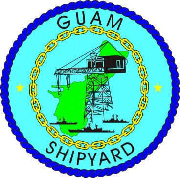 Escudo de GUAM SHIPYARD (GUAM)