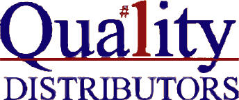 Escudo de QUALITY DISTRIBUTORS (GUAM)