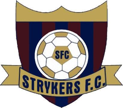 Escudo de STRYKERS F.C. (GUAM)