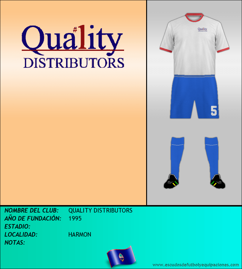 Escudo de QUALITY DISTRIBUTORS