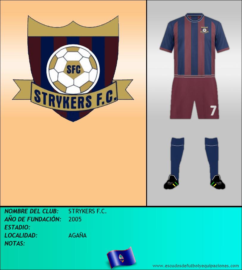 Escudo de STRYKERS F.C.