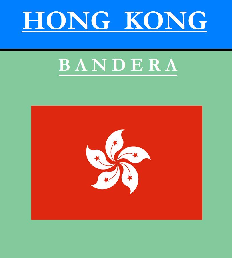 Escudo de BANDERA DE HONG KONG