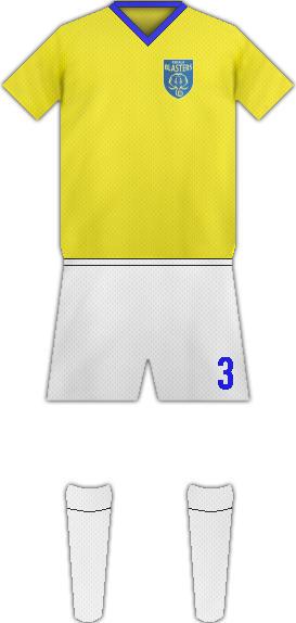Camiseta KERALA BLASTERS