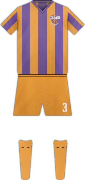 Equipación PUNE CITY FC