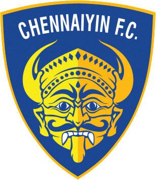 Escudo de CHENNAIYIN F.C. (INDIA)