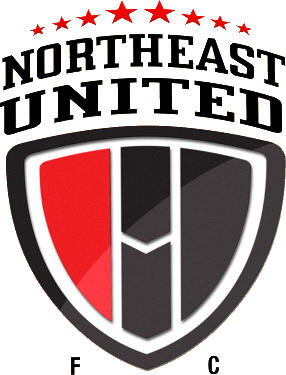 Escudo de NORTHEAST UNITED F.C. (INDIA)