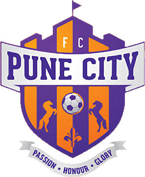 Escudo de PUNE CITY FC (INDIA)