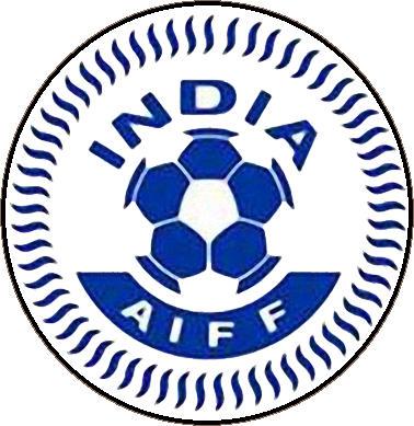 Escudo de SELECCIÓN FÚTBOL INDIA (INDIA)