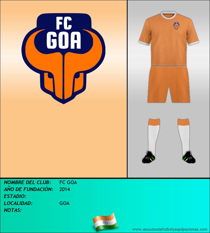Escudo de FC GOA
