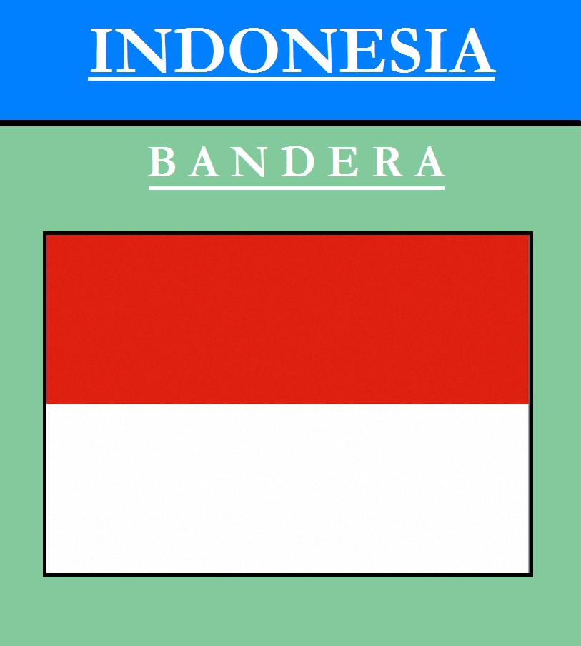 Escudo de BANDERA DE INDONESIA