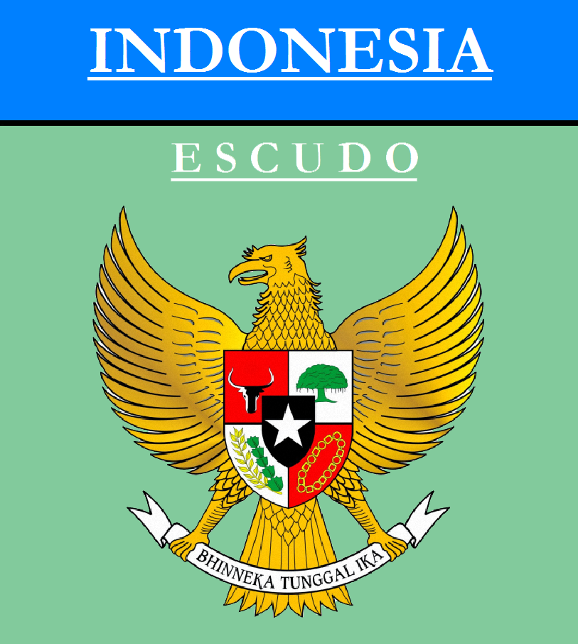 Escudo de ESCUDO DE INDONESIA