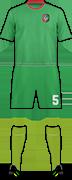 Camiseta PERSATU TUBAN F.C.