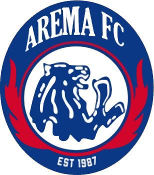 Escudo de AREMA F.C. (INDONESIA)