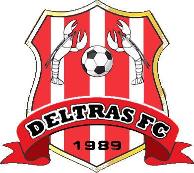 Escudo de DELTRAS F.C. (INDONESIA)