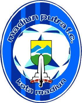 Escudo de MADIUN PUTRA F.C. (INDONESIA)