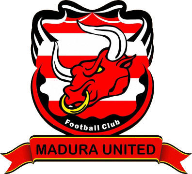 Escudo de MADURA UNITED F.C. (INDONESIA)