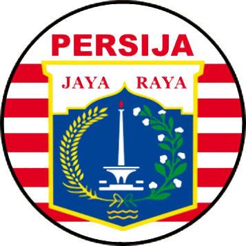 Escudo de PERSIJA JAKARTA (INDONESIA)