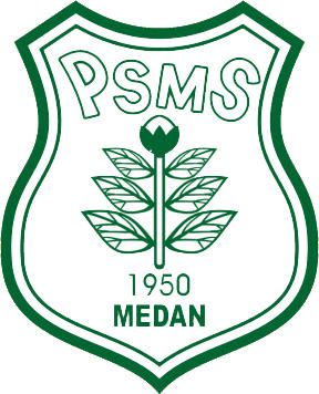 Escudo de PSMS MEDAN (INDONESIA)