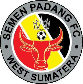 Escudo de SEMEN PADANG F.C. (INDONÉSIA)
