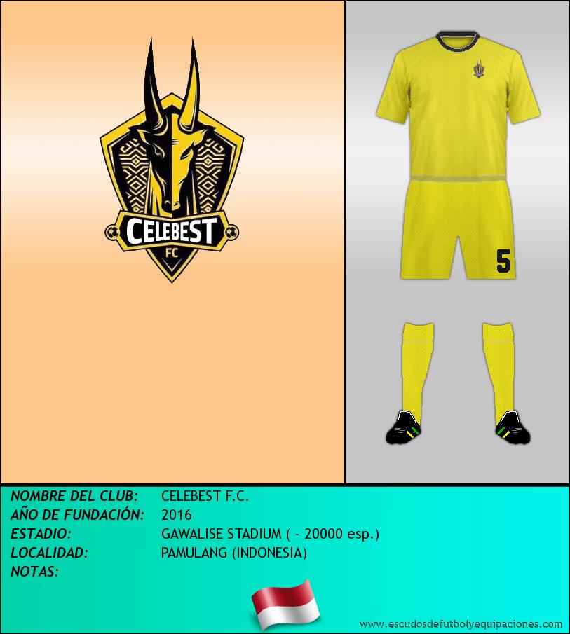 Escudo de CELEBEST F.C.