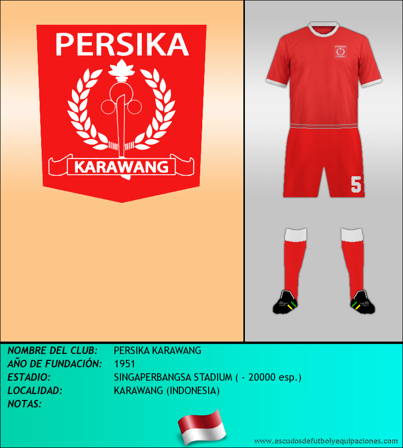 Escudo de PERSIKA KARAWANG