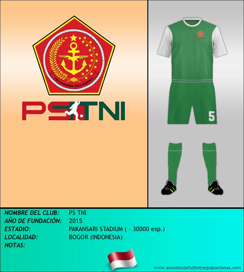 Escudo de PS TNI