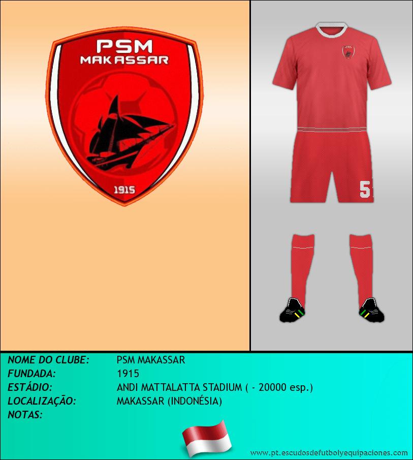Escudo de PSM MAKASSAR