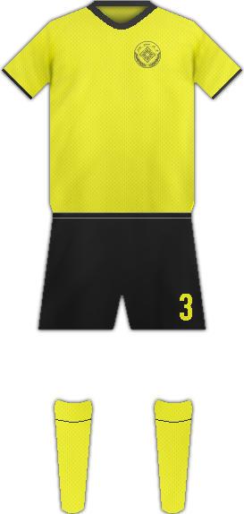 Equipación FAJR SEPASI F.C.