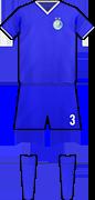 Equipación ESTEGHLAL F.C.