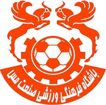 Escudo de MES KERMÁN F.C. (IRÁN)