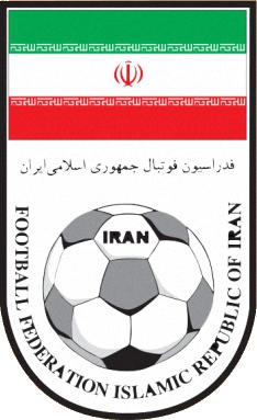 Escudo de SELECCIÓN IRANÍ DE FÚTBOL (IRÁN)