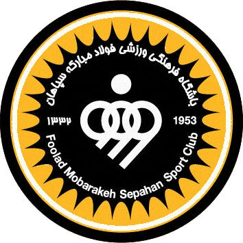 Escudo de SEPAHAN F.C. (IRÁN)
