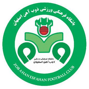 Escudo de ZOB AHAN F.C. (IRÁN)