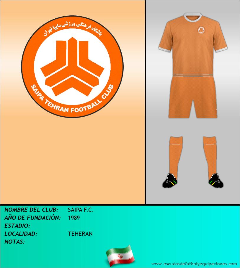 Escudo de SAIPA F.C.
