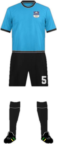 Camiseta ALNAJAF F.C.