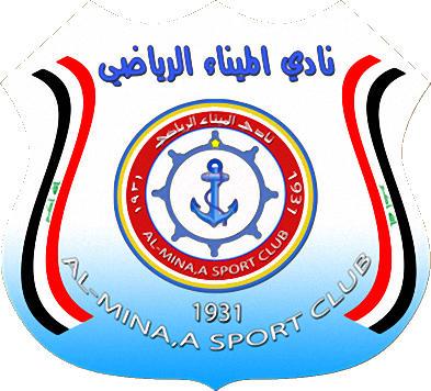 Escudo de AL-MINAA S.C. (IRAK)