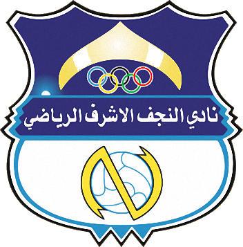 Escudo de ALNAJAF F.C. (IRAQUE)