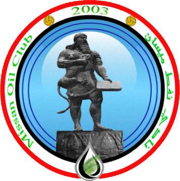 Escudo de NAFT MAYSAN F.C. (IRAQUE)